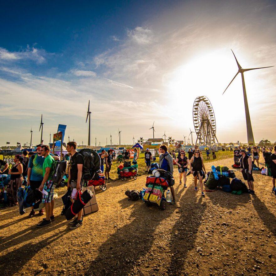 Nova Rock 2020: Tages-Line-Up
