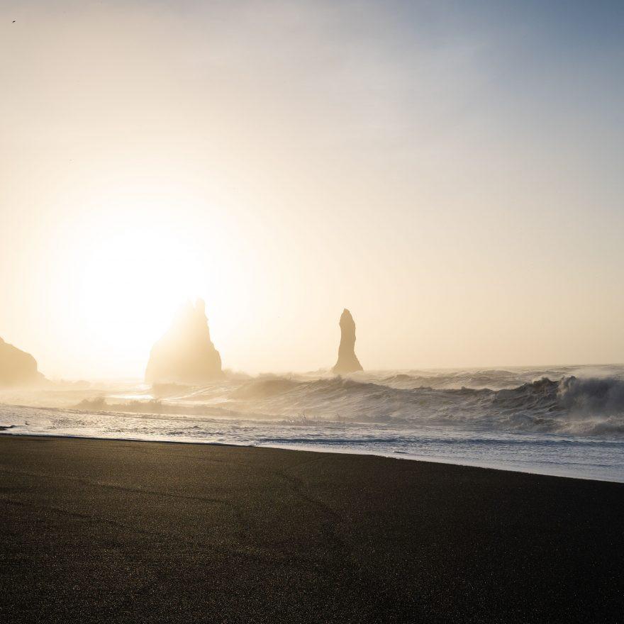 Nordlichterjagd in Island