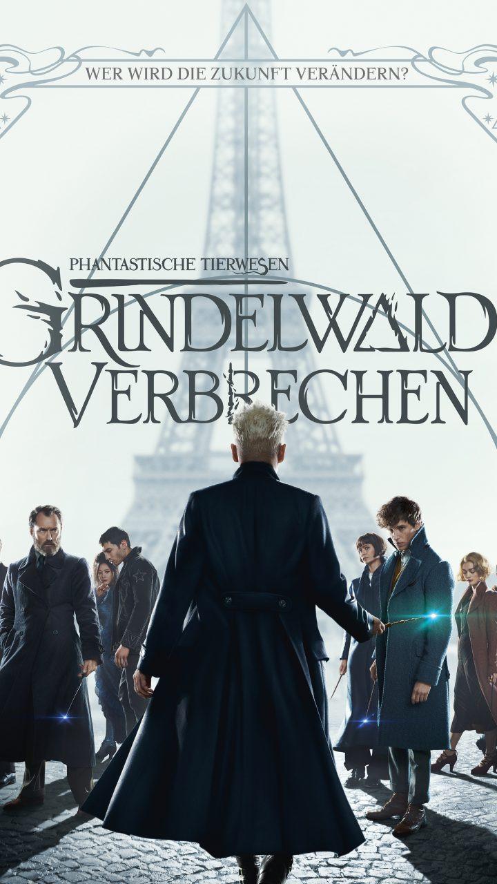 Filmtipp: Grindelwalds Verbrechen - Phantastische Tierwesen
