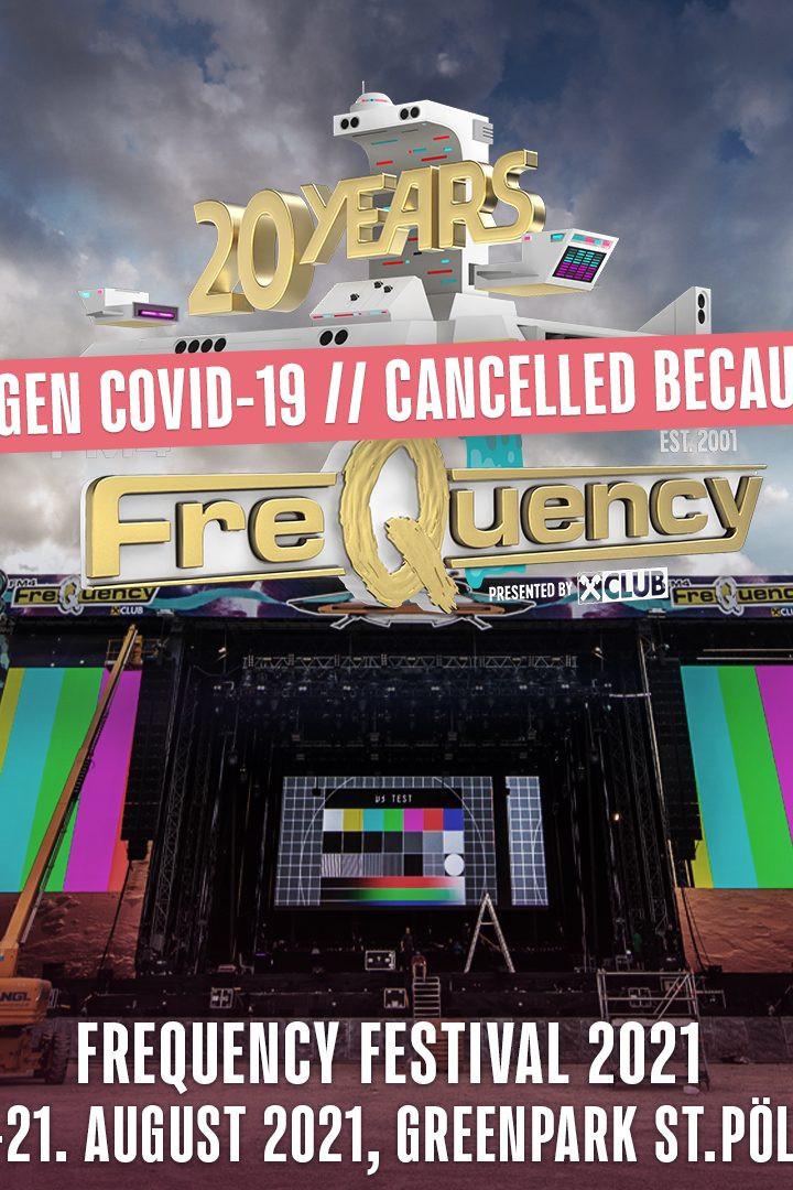 FM4 Frequency 2020 abgesagt & Termin für 2021