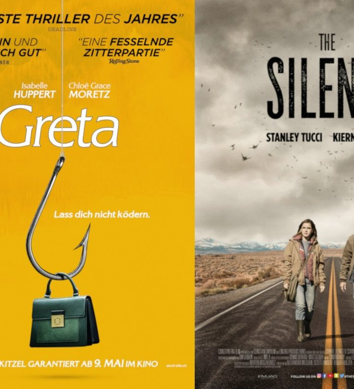 Erde | Greta | The Silence | The Sun is also a Star - alles Leinwand!