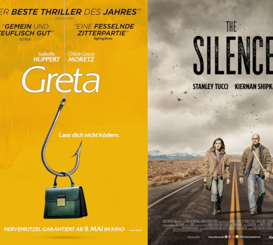Erde | Greta | The Silence | The Sun is also a Star - alles Leinwand!