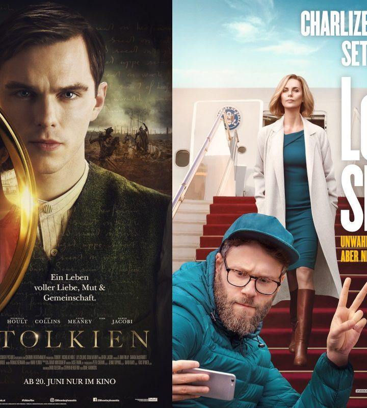 Der Klavierspieler vom Gare du Nord | Tolkien | Long Shot | Brightburn - alles Leinwand!