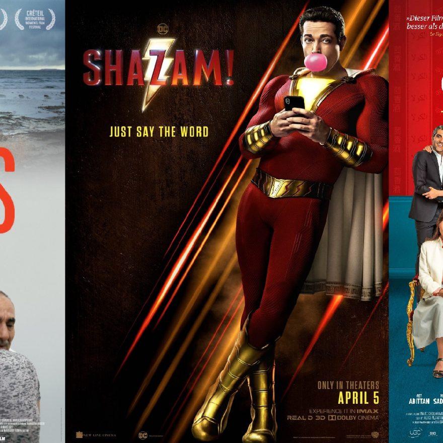The Remains | Shazam! | Monsieur Claude und seine Töchter 2 - alles Leinwand!