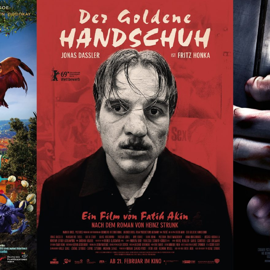 Der goldene Handschuh | Escape Room | Manou, flieg' flink! - alles Leinwand!