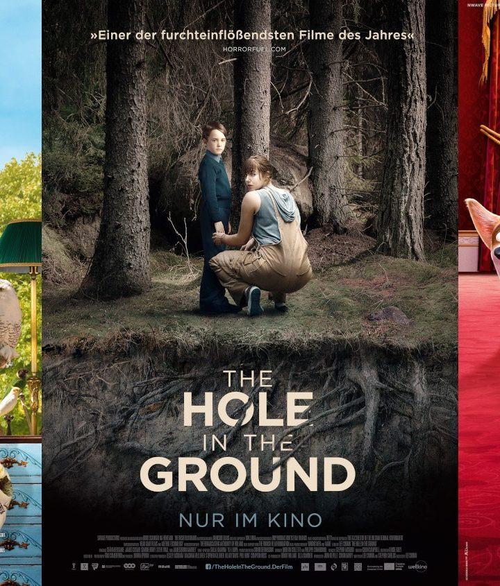 The Hole in the Ground | Der Flohmarkt der Madame Claire | Royal Corgi - alles Leinwand!