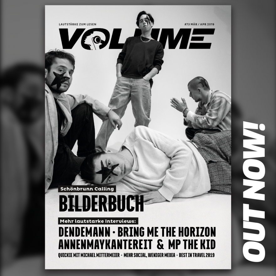 Breaking News - VOLUME #73 ist da!