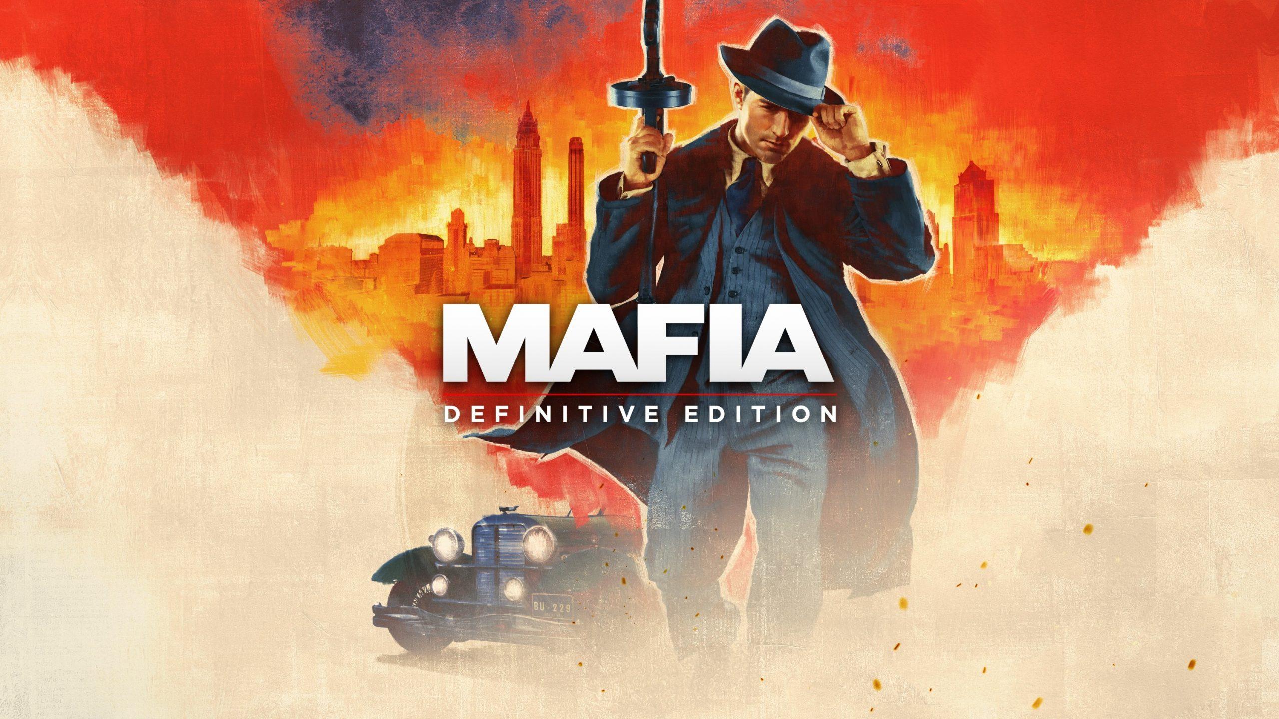 Mafia: Definitive Edition erhält Trailer