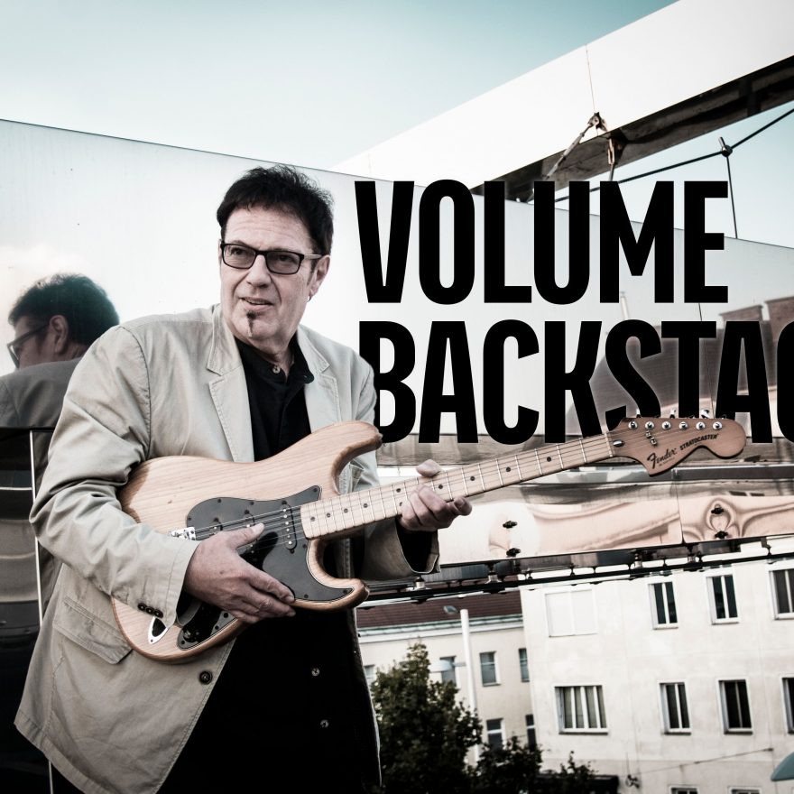 "VOLUME Backstage: Josef ""Muff"" Sopper"