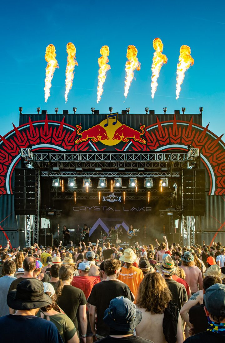 Nova Rock 2020: Red Bull Stage Line-Up