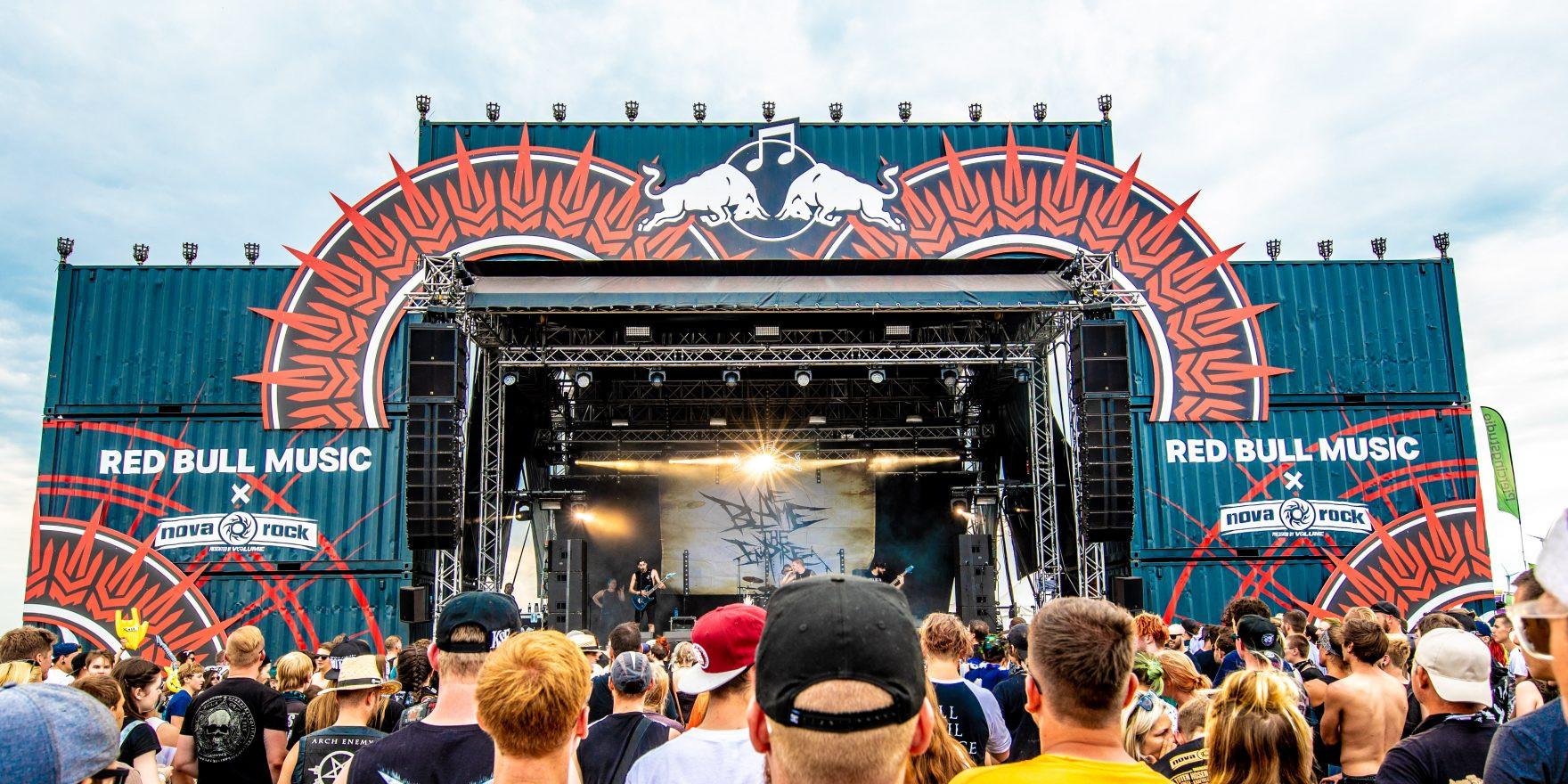 Nova Rock 2019: Red Bull Music Stage