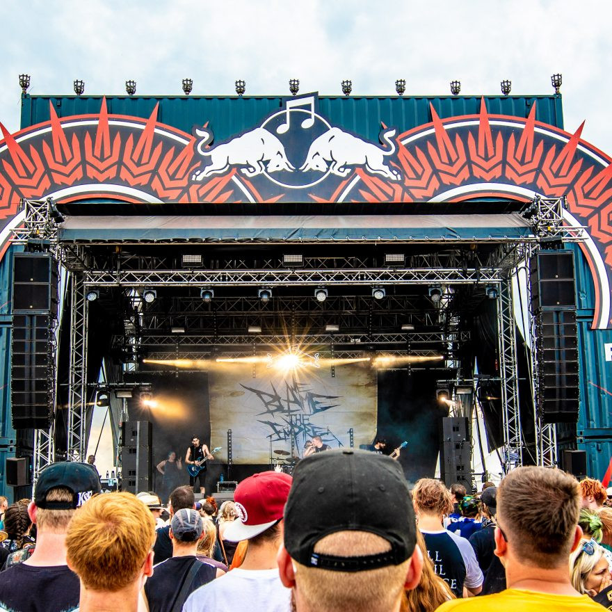 Nova Rock 2019: Red Bull Music Stage
