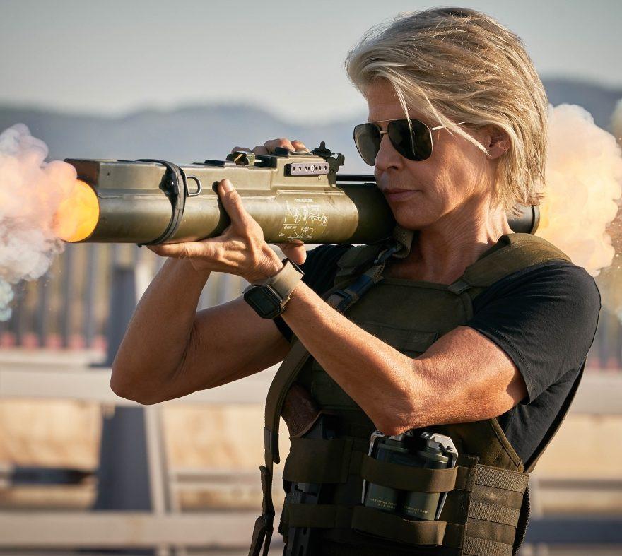 Neu im Kino: Terminator - Dark Fate