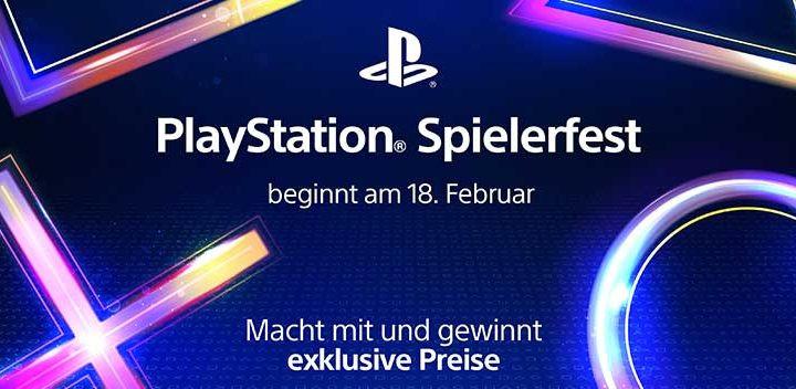 Playstation Spielerfest angekündigt