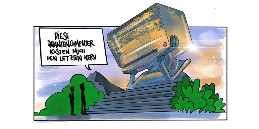 Der nächste Quantensprung