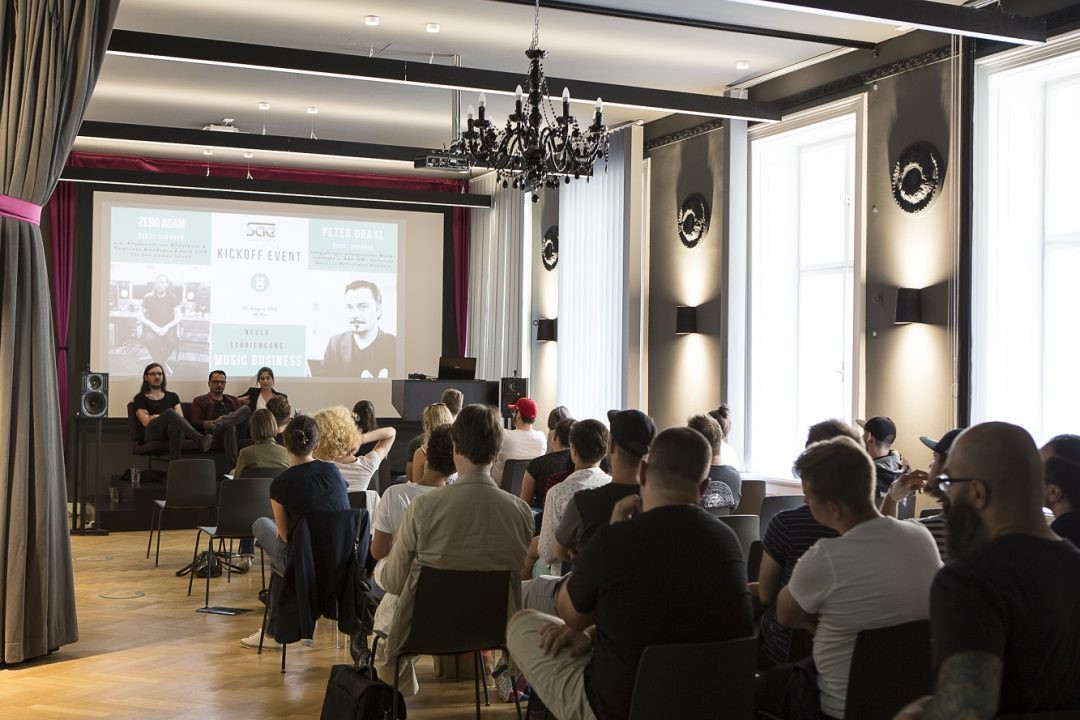 SAE: Neues Music Business Studium