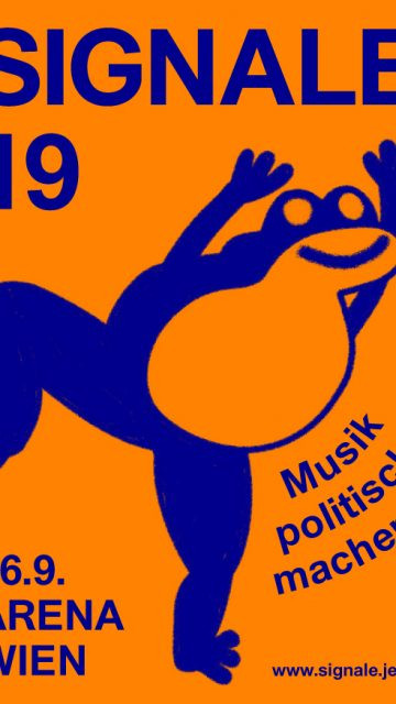 Signale 19 – Musik politisch machen.
