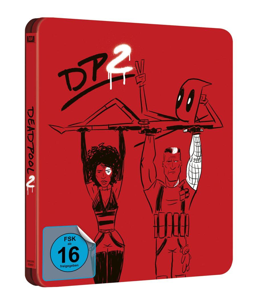 Jetzt auf DVD & Blu-ray: Deadpool 2