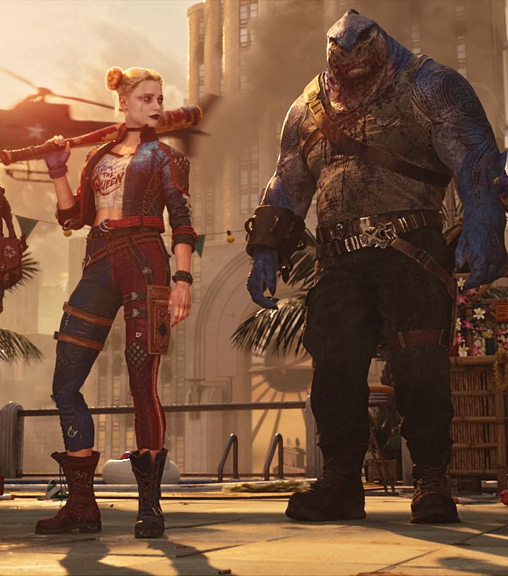 Gotham Knights prügeln 2021!