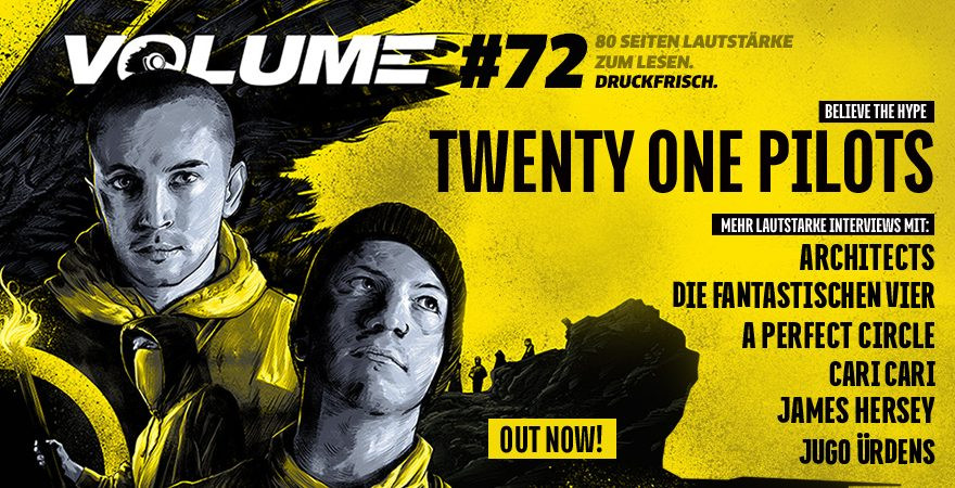 Breaking News - VOLUME #72 ist da!