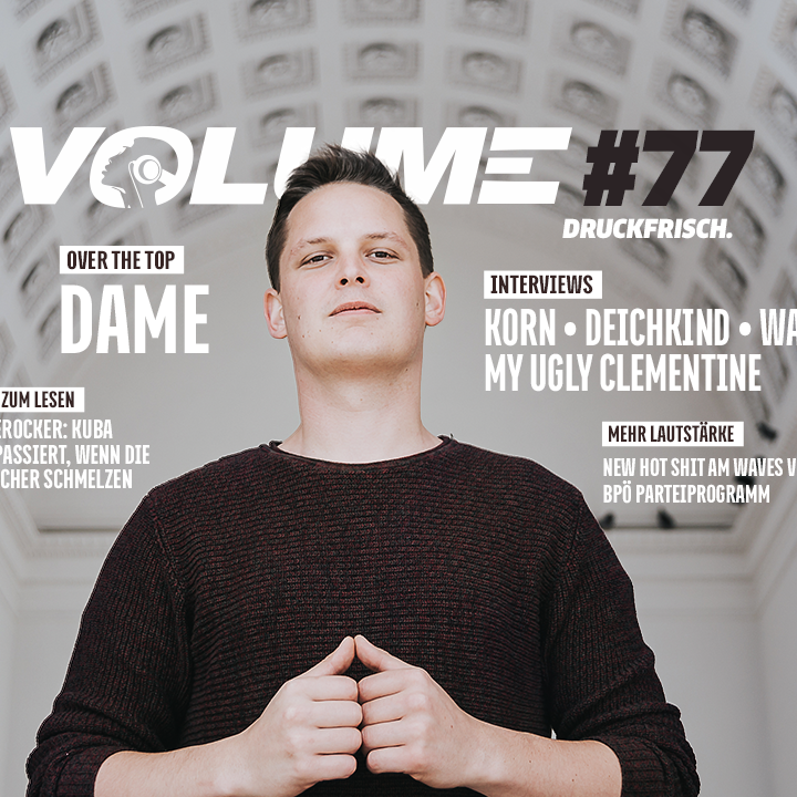 Breaking News - VOLUME #77 ist da!