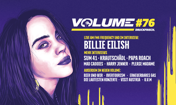 Breaking News - VOLUME #76 ist da!