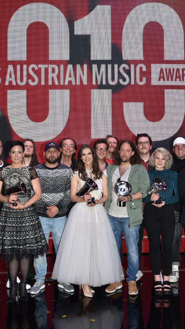 Amadeus Awards 2019: Das sind die Gewinner