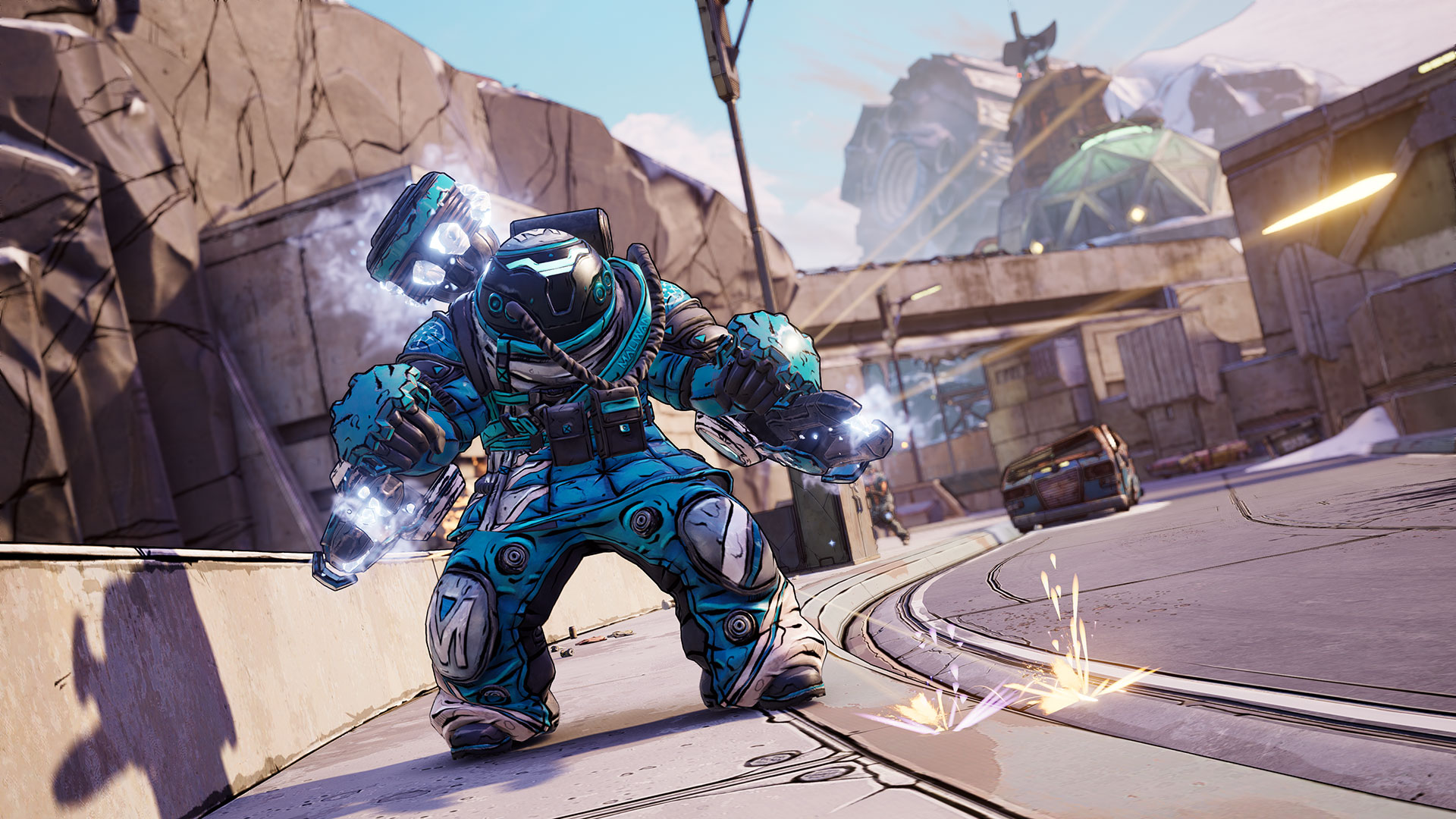 Mini-Events in Borderlands 3 starten