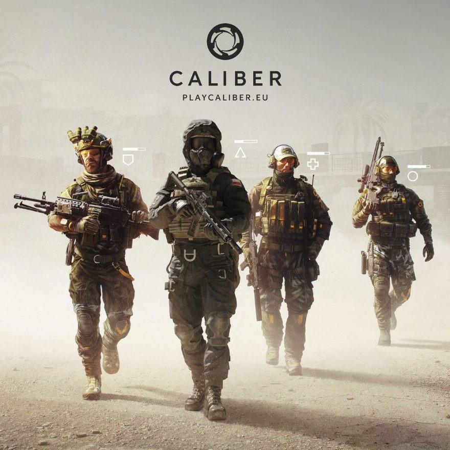 Caliber startet in Closed Beta