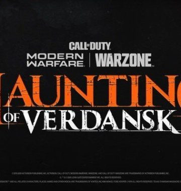 The Haunting Of Verdansk