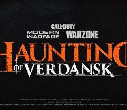 The Haunting Of Verdansk