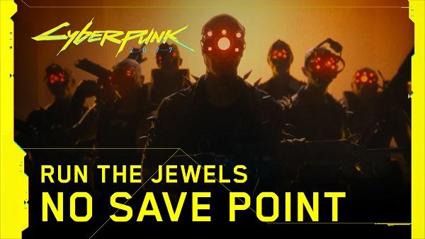 Keinen Speicherpunkt in Cyberpunk 2077