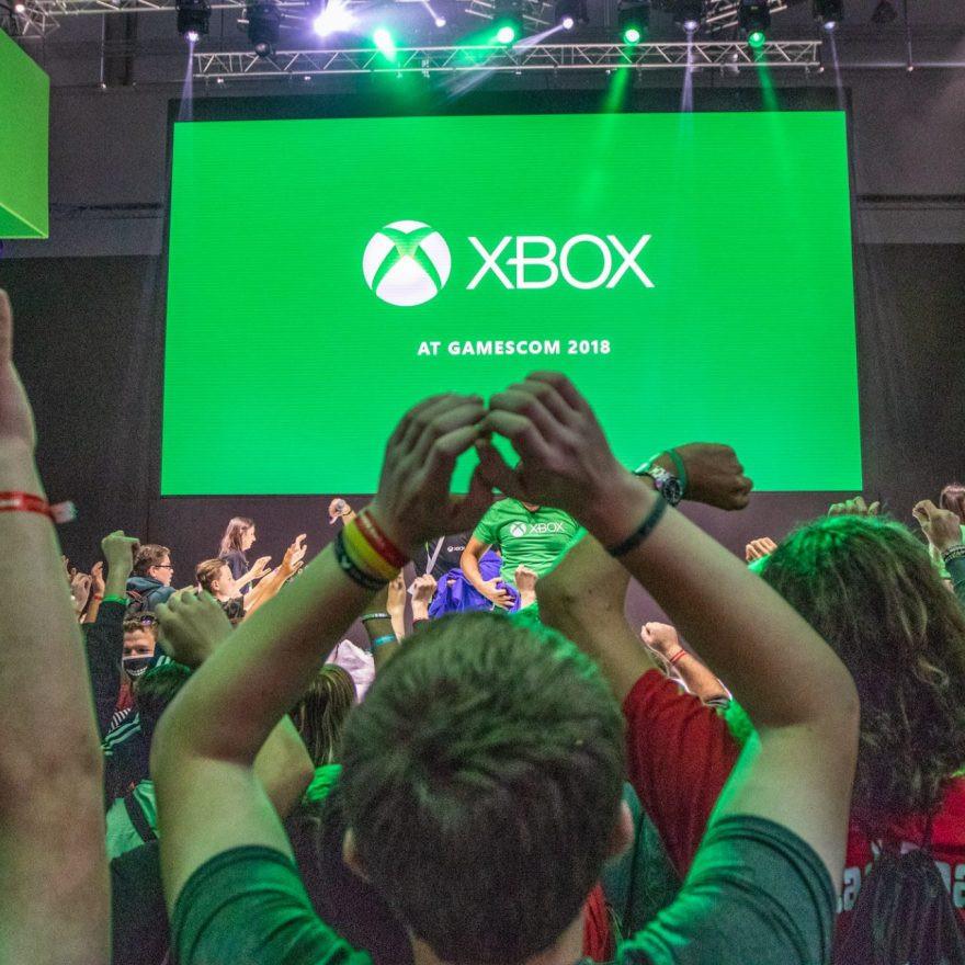 Xbox auf der gamescom 2019
