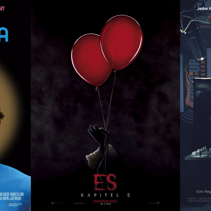 ES: Kapitel 2   Maradona   Hot Air - die Kinohighlights der Woche!