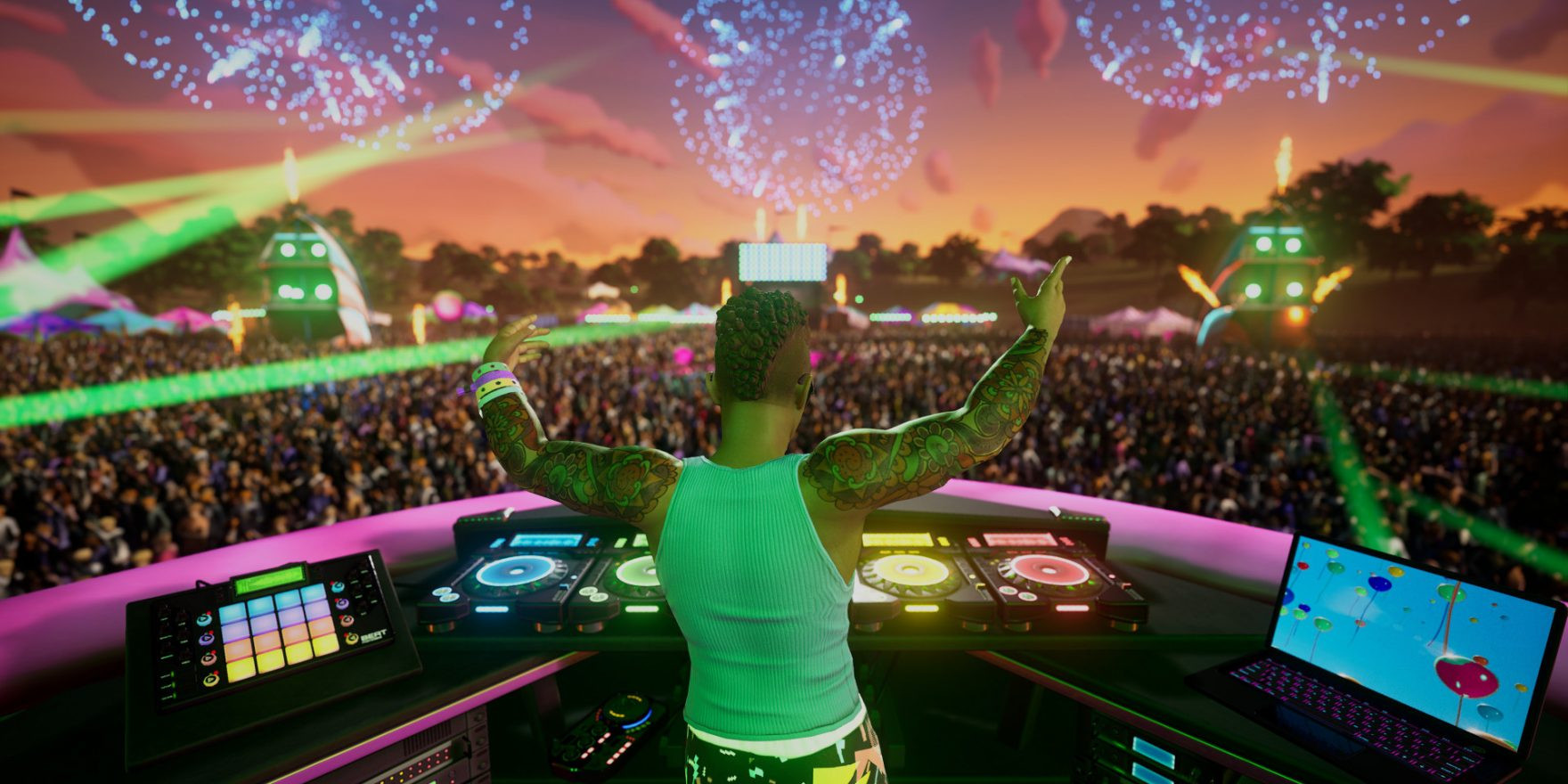 Sei dein eigener DJ