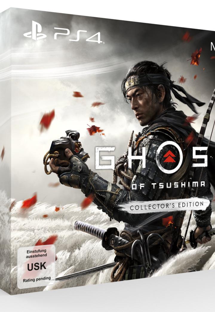 Ghost of Tsushima hat einen Release