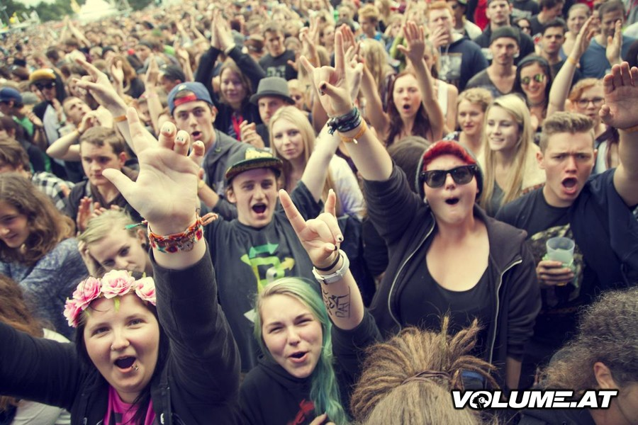Frequency Festival 2014 Day 1 - Part 2 @ Green Park