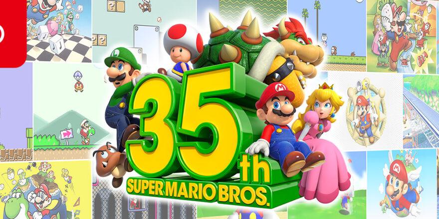 Happy Mario Bros. Day!
