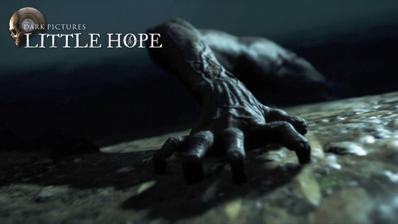 Interaktiver Trailer zu The Dark Pictures: Little Hope