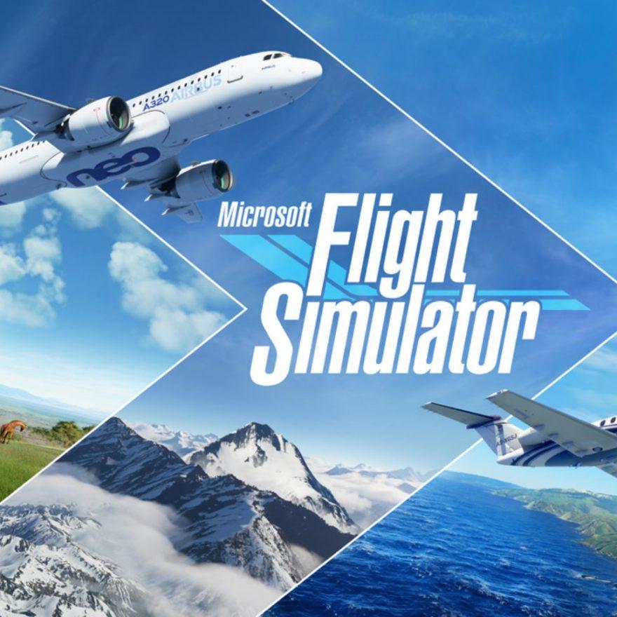 Den Flugsimulator aufgeschraubt und begutachtet