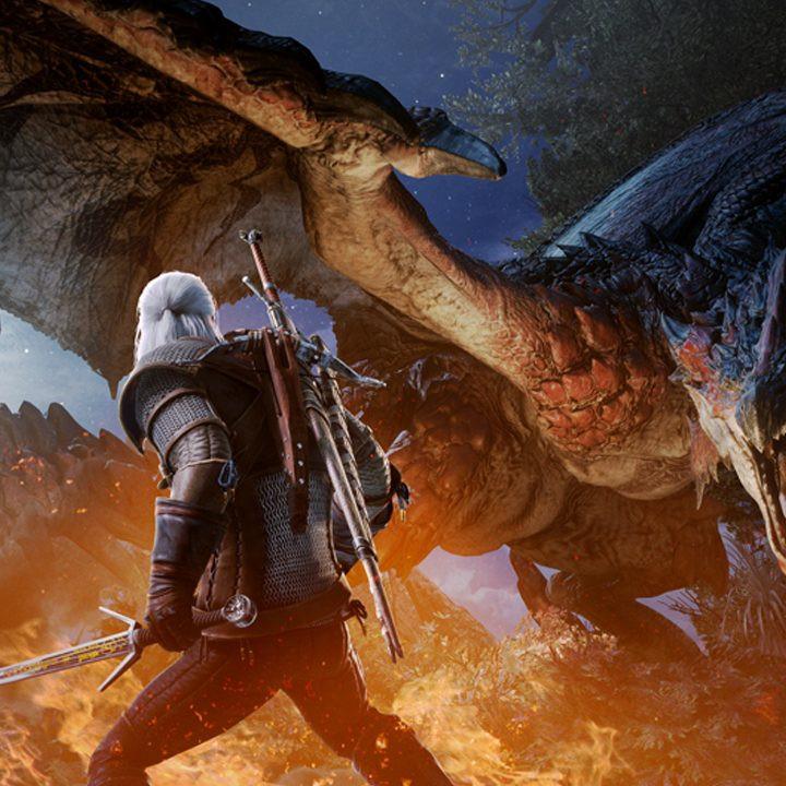 Geralt wird zum Monster Hunter