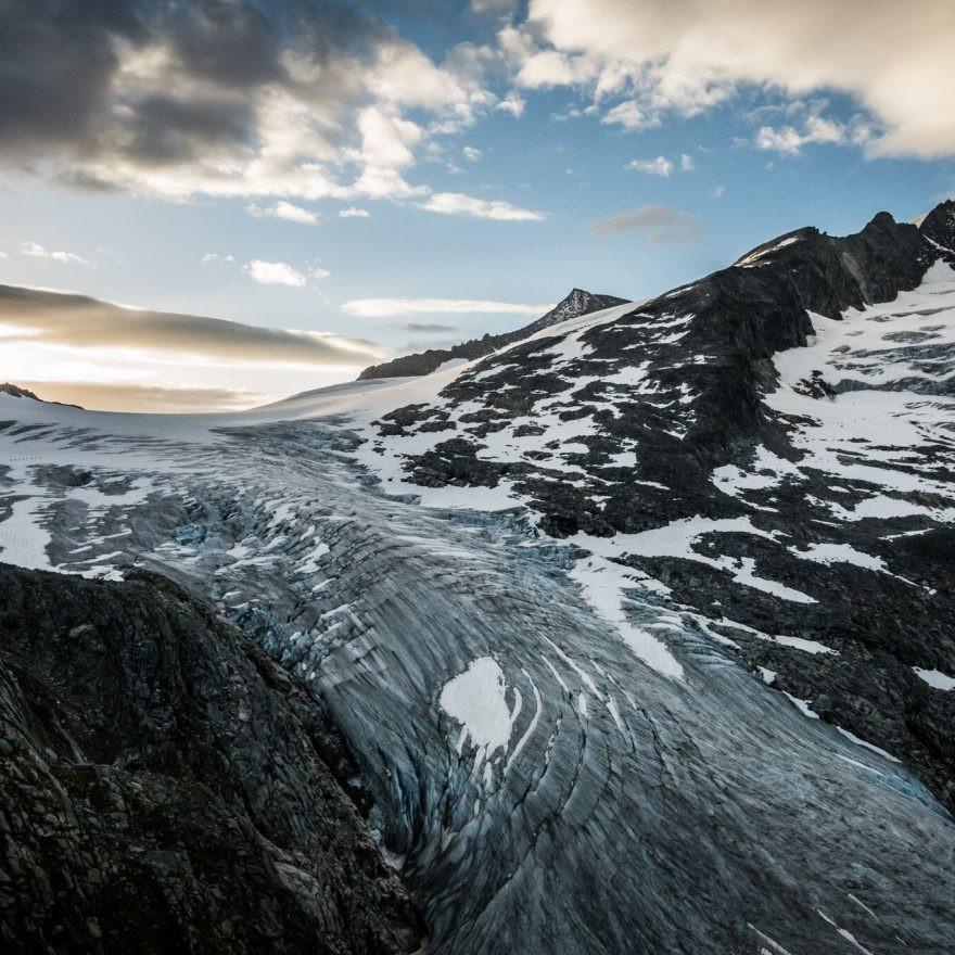 Was passiert, wenn die Gletscher schmelzen?