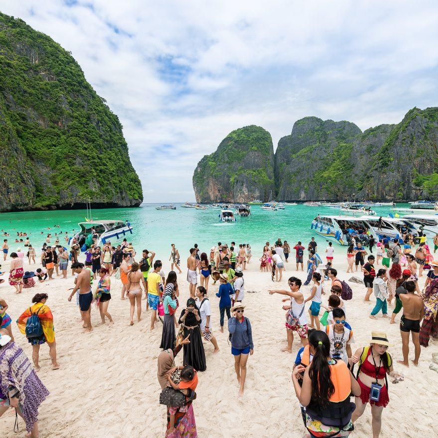 Wieviel Tourismus verträgt unsere Erde?