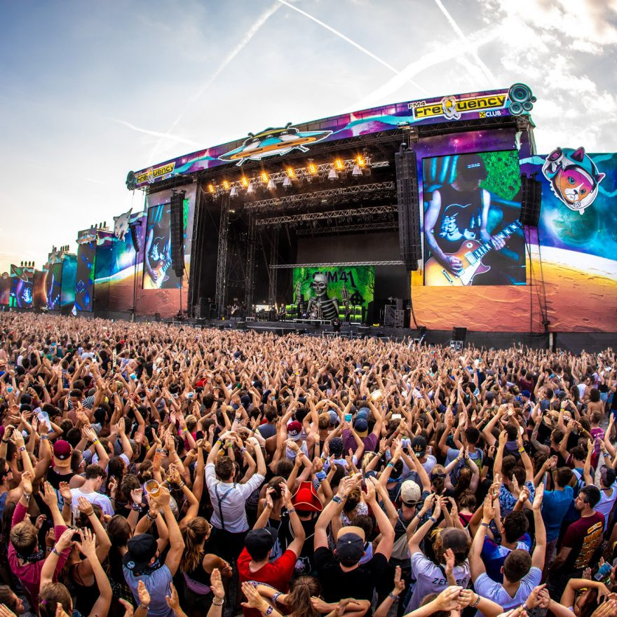 FM4 Frequency 2019: Timetable