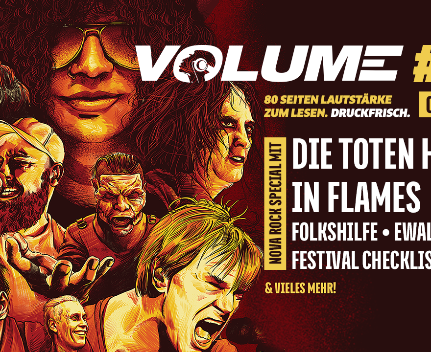Breaking News - VOLUME #75 ist da!