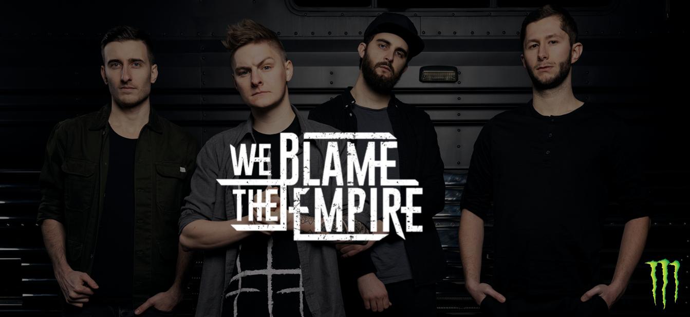We Blame The Empire & Monster werden multimedial