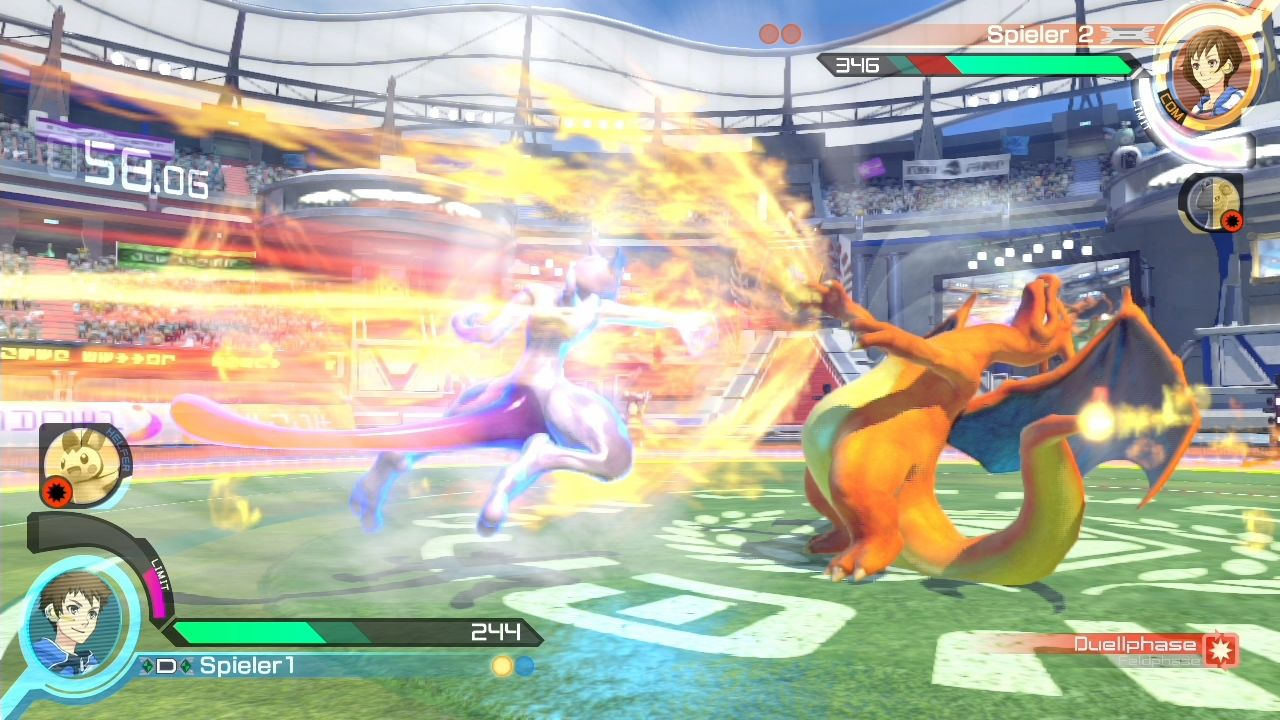 Pokemon Tekken Screenshot