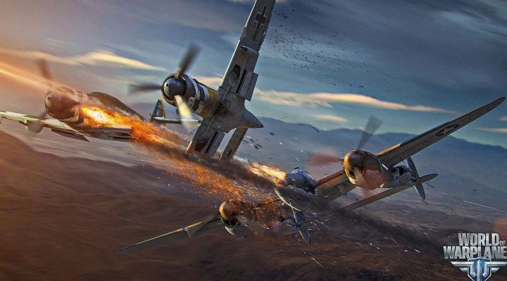 World Of Warplanes: Aces High mit Iron Maiden-Tribut