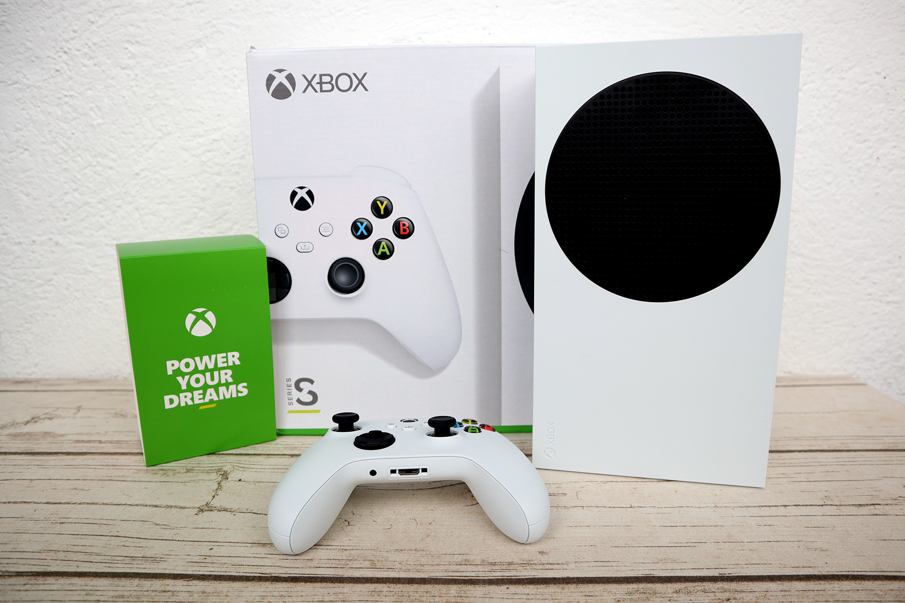 Xbox Series S Hands-On