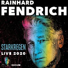 Rainhard Fendrich am 8. November 2020 @ Messe Halle Dornbirn.